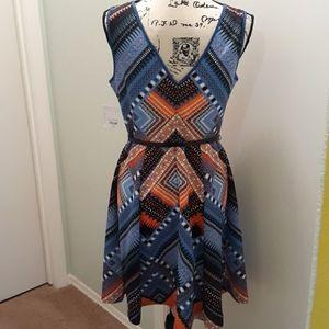 Liz Claiborne Dresses - NWT Liz Claiborne fit & flare dress size 6